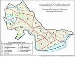 File:Neighborhood Map of Cambridge, MA.png - Wikipedia