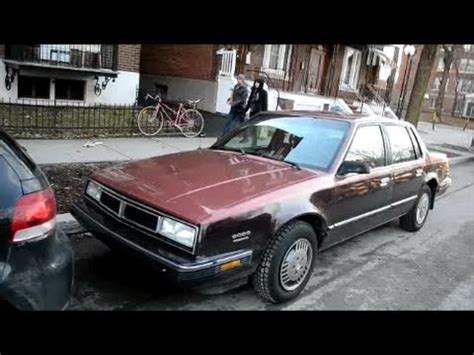 '87  '88 Pontiac 6000 Sedan Sighting Youtube