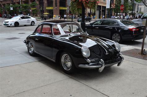 1962 Porsche 356b Karmann Stock # L189b For Sale Near