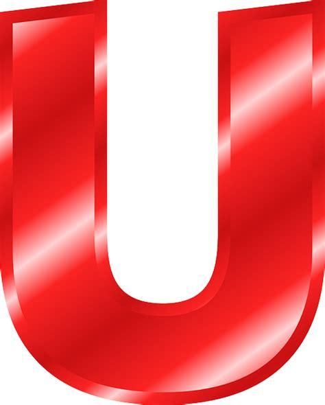 Alphabet Letter U