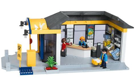 bureau playmobil playmobil post office playmobil city flickr photo