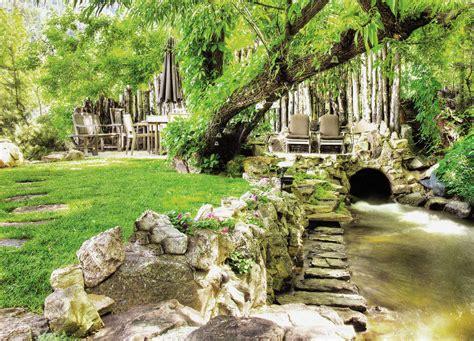 Gartenumrandung Aus Stein by Feature Garden Set In Boulder County Home