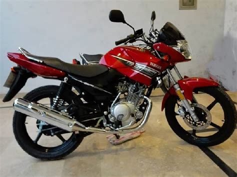 yamaha ybr  motorcycle price  pakistan