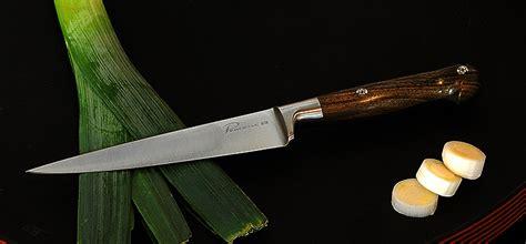 couteau de cuisine haut de gamme atelier perceval couteaux de cuisine et table