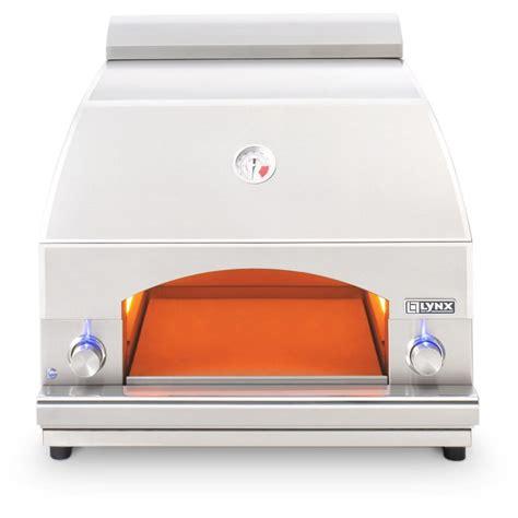 lynx propane patio heater lynx napoli 30 inch propane gas pizza oven