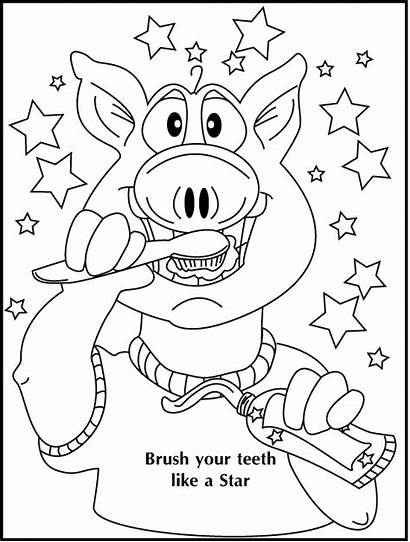 Coloring Pages Charts Brush Ortho Below Them