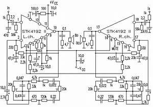 Stk Power Amplifier Circuit