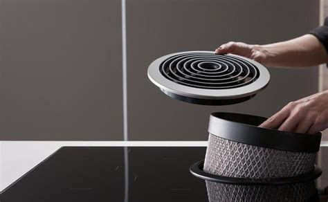 bora basic smart cooking system  cooktop extractor
