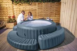 Garten Pool Bestway : aufblasbare bestway lay z spa whirlpool einfassung 25cm 58436 ~ Frokenaadalensverden.com Haus und Dekorationen