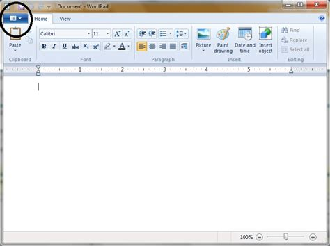 key drop box how do i get my printer to print from word pad documents h