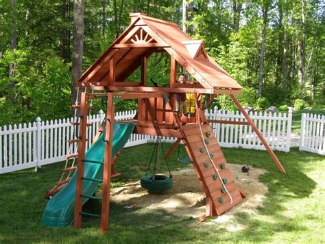 Playset & Swing Set Assembly In Ma