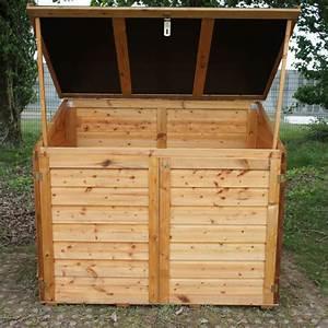 Coffre De Jardin En Bois : coffre de jardin en bois trait autoclave trocadero 1200l ~ Teatrodelosmanantiales.com Idées de Décoration