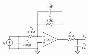 Overall Signal Conditioning Circuit For The Pvdf Sensor