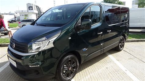 2018 fiat talento panorama l1h1 1 6 exterior and interior auto salon bratislava 2018 - Fiat Talento Panorama