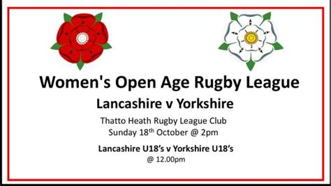 Lancashire v Yorkshire rivalry renewed | 4 The Love Of Sport