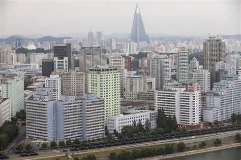 Pyongyang North Korea Capital