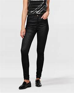 Glitzer jeans große größen
