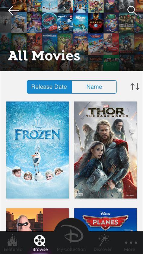 disney movies  app  lets  pause  resume