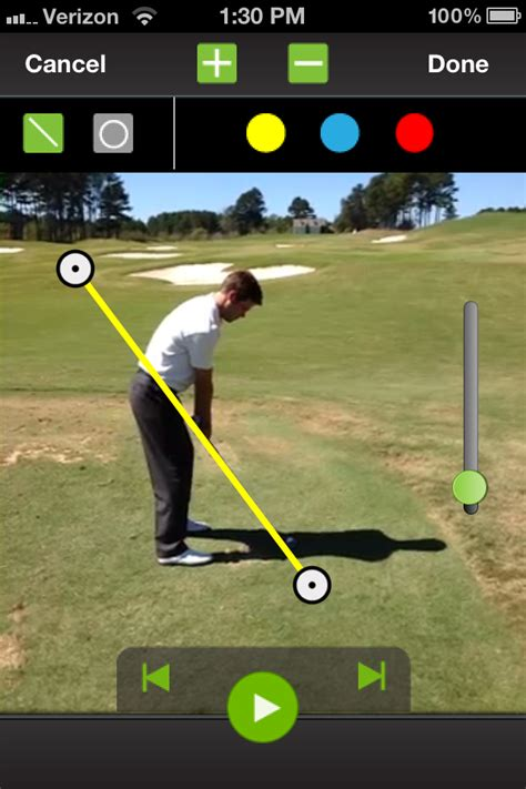 Golf Swing Help by Quot Swing Pro Quot Can Help You Analyze Your Golf Swing Golf