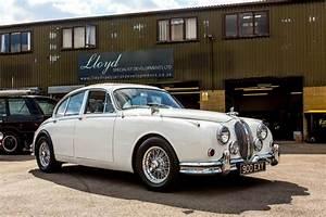 Jaguar Mk2 V8 Conversion