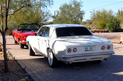 Thorobred Chevrolet by My Car Corvair Forum