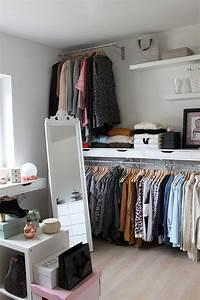 Ikea Offener Kleiderschrank : homestory mein ankleideraum interior inspiration einrichtung pinterest schrank ~ Eleganceandgraceweddings.com Haus und Dekorationen