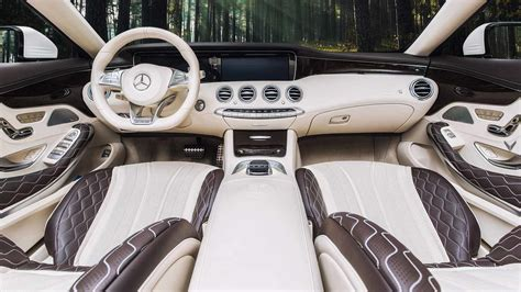 Mercedes benz s class coupe amg's average market price (msrp) is found to be from $67,000 to $122,000. Vilner Subtly Upgrades the Interior of the Mercedes-AMG S63 Convertible