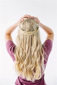 Make Different Style Braided Crowns at Home with Easy ...
