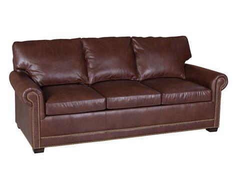 american leather company sofa classic leather larsen sofa sleeper 58 larsen sleeper sofa