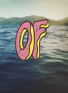 odd future donut logo | W A L L P A P E R S | Pinterest ...