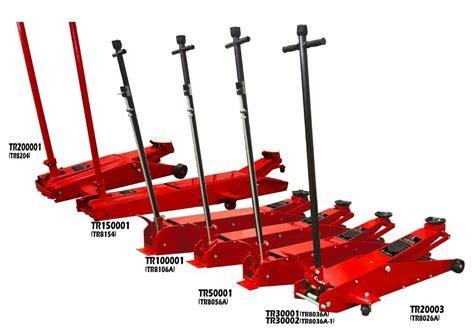 China Hydraulic Long Floor Jack(tr20003)