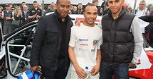 Lewis Hamilton's brother Nicolas to become first disabled ...