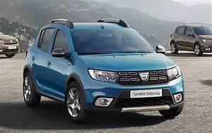 Prix Dacia Sandero Stepway Essence : dacia sandero logan et logan mcv 1 re photo de la version restyl e l 39 argus ~ Gottalentnigeria.com Avis de Voitures