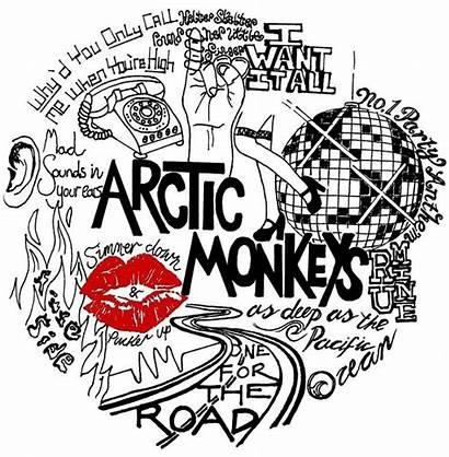 Monkeys Arctic Lyrics Tattoo Turner Monkey Alex