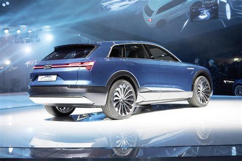 Audi Etron Quattro Unveiled At Frankfurt Motor Show