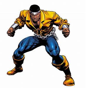 CBTVB: Marvel Announces Mike Colter to Play Luke Cage ...