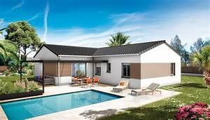 Maison En L Moderne : maison en l java plan de maison gratuit ~ Melissatoandfro.com Idées de Décoration