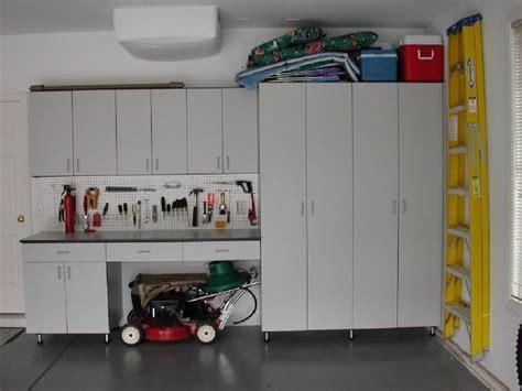 Garage Organizers : Closets To Go Simple Garage Organizer Garage Storage Systems