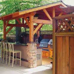 27 beautiful outdoor kitchen designs ideas and simple plans for inspiration - Outdoor Kitchen Roof Ideas
