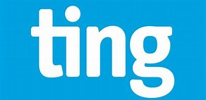 Image result for ting logo