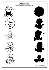 babies worksheetsevs worksheetsprintable