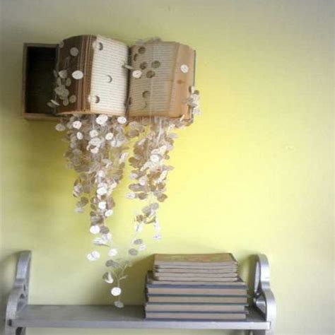 Wall Decor by Diy Recycled Crafts Wall Decor Ideas Recycled Things