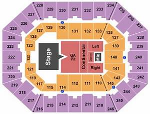 Jackson Convention Center Seating Chart Charleston Coliseum Convention Center Tickets And