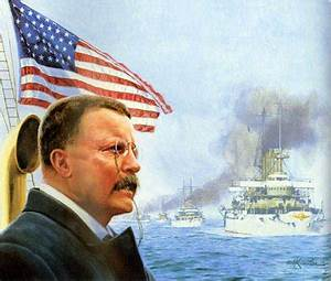 Theodore Roosevelt: Commencement Address to the Naval ...