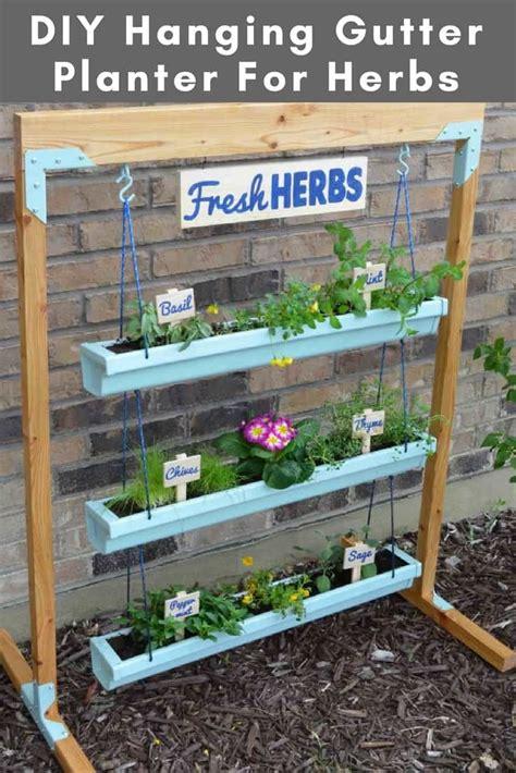 Gutter Vertical Garden by 20 Diy Vertical Garden Ideas To Drastically Increase Your