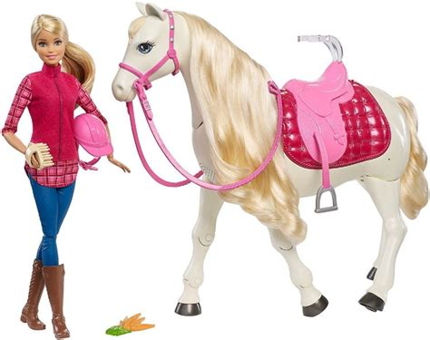 Barbie Dreamhorse Doll & Horse