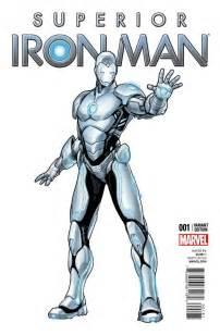 Superior Iron Man 1 Cover