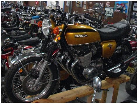 honda motorcycles at the national motorcycle museum