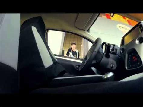 aygo invisible driver prank  europe youtube
