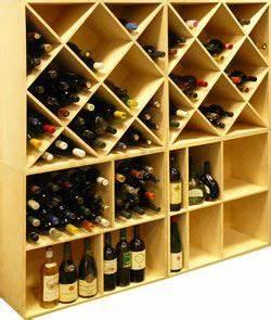 Casier A Bouteille Metallique : casiers pour bouteilles casier vin cave vin rangement du vin am nagement cave casier bois ~ Melissatoandfro.com Idées de Décoration
